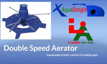 Double speed aerator - ডাবল স্পিড এরেটর- Aqua bangla - Holistic tube