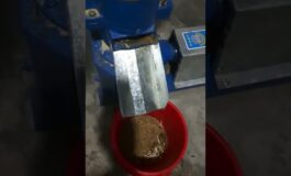 pellet feed mill for fish, chicken and livestock feed production