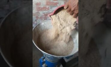 Pellet feed mill for dairy, poultry, and fish feed, Barisal, Bangladesh